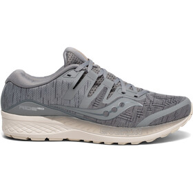 saucony Ride ISO Schoenen Heren, grey shade
